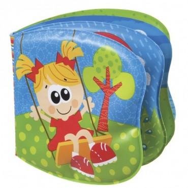 "Книжка-пищалка для ванної Playgro ""Прогулянка в парку"", 0182724"