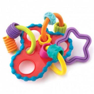 """Іграшка-прорізувач Playgro """"Кілечка"""", 4083818"""