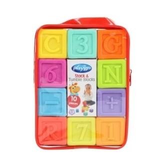 Навчальні кубики Playgro 10 штук, 185196