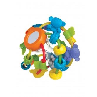 """Розвиваюча іграшка Playgro м'ячик """"Забавка"""", 4082679"""