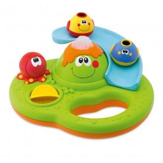 """Іграшка для ванної """"Острів мильних бульбашок"""", 70106"""