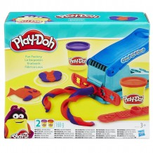 Мини набор Веселая фабрика Play Doh, B5554