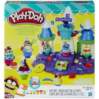 Ігровий набір Замок морозива Play Doh, B5523
