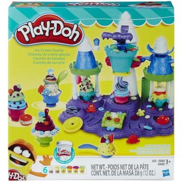 Ігровий набір Замок морозива Play Doh, B5554