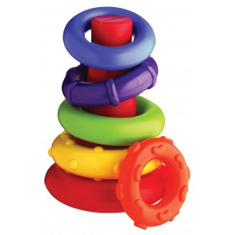 """Розвиваюча іграшка Playgro """"Пірамідка"""", 4011455"""