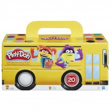 Набор пластилина Play-Doh, 20 банок, A7924