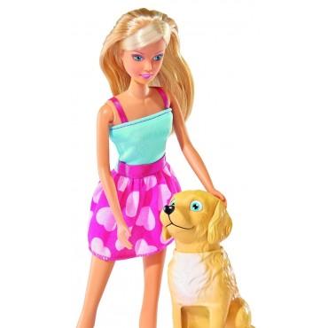 """Кукла Штеффи Steffi Love """"Мой песик"""", 5737224"""