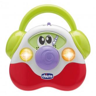 """Іграшка """"Радіоприймач"""", Chicco, 05181"""