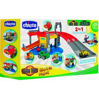 """Іграшковий гараж """"Stop & Go"""", Chicco, 07414"""