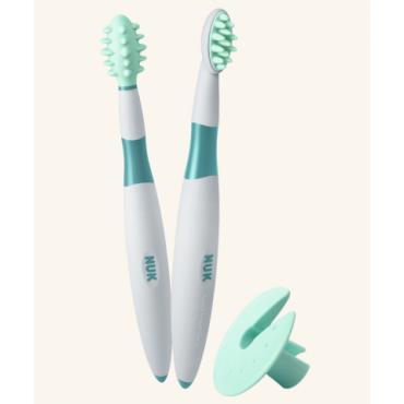 Навчальні зубні щітки, 6м+, 256205