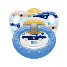 Соска-Пустушка NUK Fun, 0-6 міс, 725738