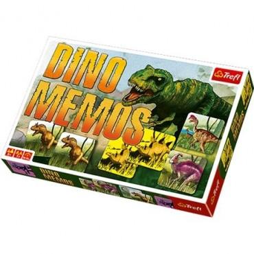 "Гра серії Memos ""Динозаври"", 01112"