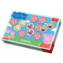 "Гра серії Memos ""Свинка Пеппа"", 00616"