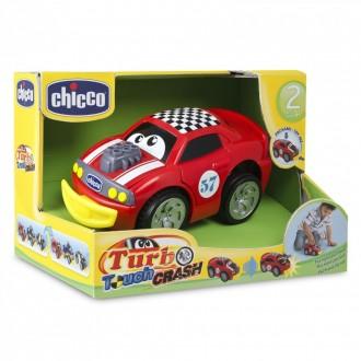 """Автомобіль червоний """"Turbo Touch Crash"""", 06716"""
