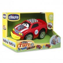 """Автомобиль красный """"Turbo Touch Crash"""", 06716"""