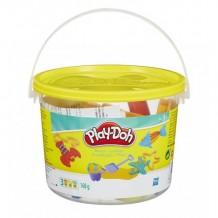 Ведерко с формами Пляж Play-Doh, 23414