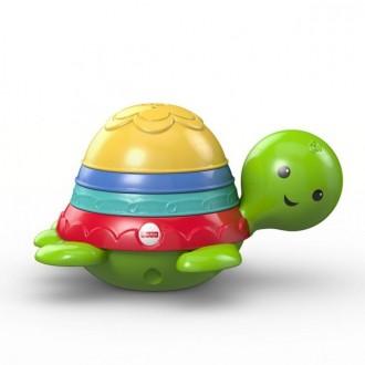 """Іграшка для ванни """"Черепашка"""", DHW16"""