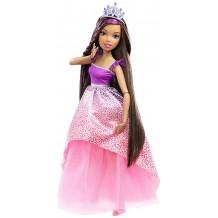 "Большая кукла Barbie 43 см серии ""Endless Hair Kingdom"", DRJ31"