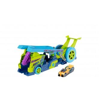 """Ігровий набір Hot Wheels """"Транспортер Блискавичні половинки"""", DHY26"""