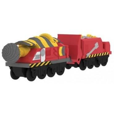 Бурильная машина для прокладання тунелів Chuggington (Чаггінгтон) Die-Cast Tomy (LC54132)