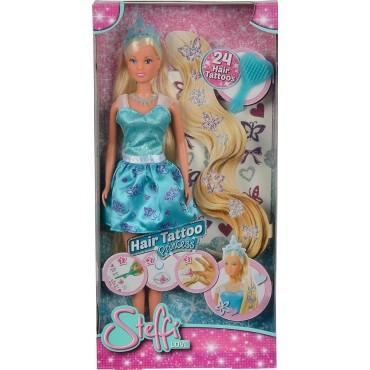 """Кукла Штеффи """"Принцесса с украшенными волосами"""", 5737106"""