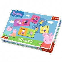 """Домино """"Свинка Пеппа"""", 01216"""