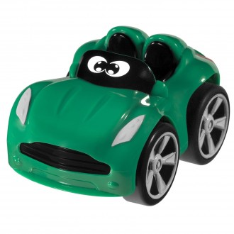 Машинка інерційна серії Turbo Team Stunt, Віллі, 07301