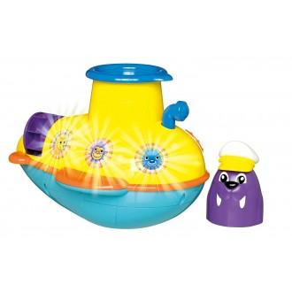 """Іграшка для ванної """"Підводний човен"""", TOMY, E72222"""