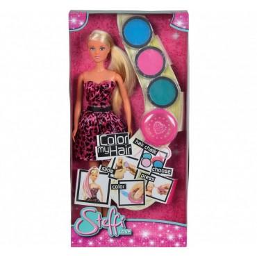 "Кукла Штеффи Steffi Love ""Раскрась мои волосы"", 105730342"