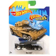 Машинка меняющая цвет Invader Hot Wheels, BHR15