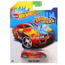 Машинка меняющая цвет High Voltage Hot Wheels, BHR15