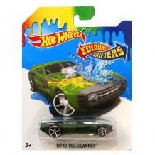 Машинка що змінює колір Nitro Doorslammer Hot Wheels , BHR15