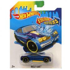 Машинка меняющая цвет Bully Goat Hot Wheels, BHR15