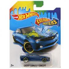Машинка меняющая цвет Cheví Camaro Concept Hot Wheels, BHR15