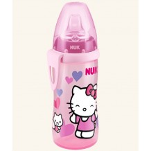 Поїльник-непроливайка Hello Kitty, 300мл, 10750995