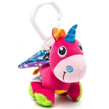 Подвеска с вибрацией Playgro Единорог с крыльями, 0183049