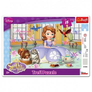 Пазл Baby Принцесса София Trefl, 31204
