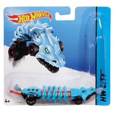 Машинка-мутант Skullface Hot Wheels, BBY78 / BBY92