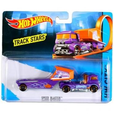 Вантажівка-трейлер Speed Blaster, BFM60