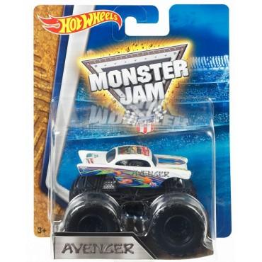 """Машина-внедорожник AVENGER серии """"Monster Jam"""" Hot Wheels, BHP37"""