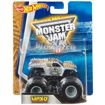 "Машина-позашляховик MAX-D серії ""Monster Jam"" Hot Wheels, BHP37"