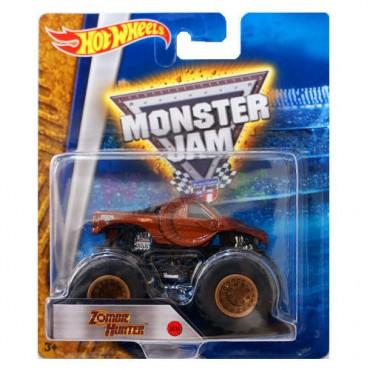 "Машина-внедорожник Zombie Hunter серии ""Monster Jam"" Hot Wheels, BHP37"