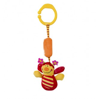 """М'яка іграшка з дзвіночком """"Сонечко"""", 1176"""