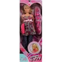 Лялька Штеффі Steffi Love вагітна з малюком, 5734000