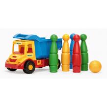 Multi Truck вантажівка з кеглями 32220