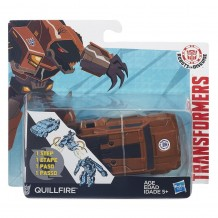 Трансформер One-Step Robots in Disguise Quillfire, B0068/B4653