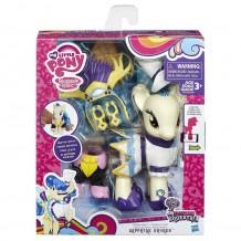 Набор My Little Pony Explore Equestria серии Модный стиль Сапфир Шорс, B5364/B7301