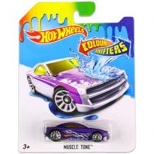 Машинка що змінює колір MUSCLE TONE Hot Wheels , BHR15