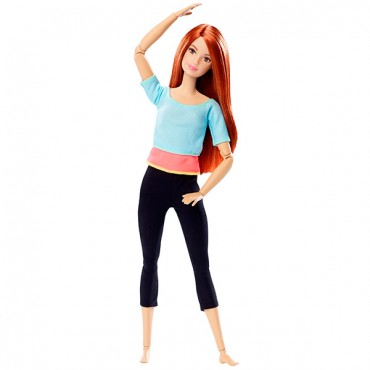 "Лялька Barbie ""Рухайся як я"", DHL81"