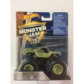 "Машина-позашляховик Soldier Fortune серії ""Monster Jam"" Hot Wheels, BHP37"